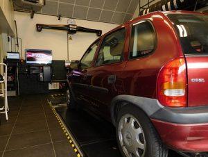 Uitlijnen Opel Corsa 1 (1)