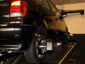 Uitlijnen Volkswagen Polo2