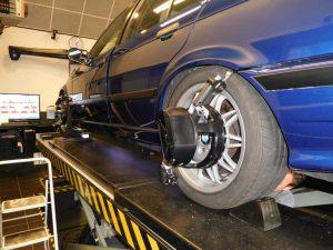 UItlijnen BMW E36 M3 (1)