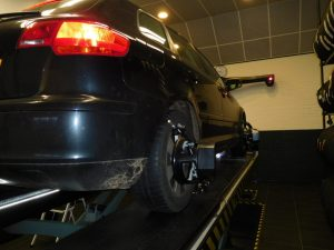 Uitlijnen Audi 3