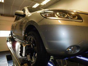 Uitlijnen Hyundai Santa Fe