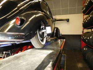 Uitlijnen VW Kever